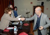 Miguel Sánchez Robles consigue el Premio de Poesía Dionisia García de la Universidad de Murcia
