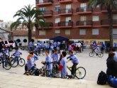 Este domingo será el 'día de la bicicleta contra la violencia de género'