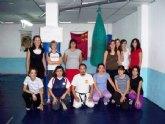 15 mujeres aprenden defensa personal en un curso que ha organizado la Concejalía de Igualdad de Oportunidades