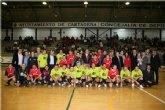 En marcha la V edición del trofeo deportivo 'Cartagena por la Caridad'