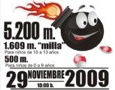 2.300 corredores participarán el domingo en el VIII Cross de Artillería