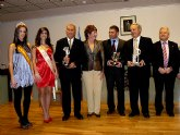 Las peñas entregan sus premios Campesino, Marinero y Pirata 2009 con motivo de las fiestas patronales