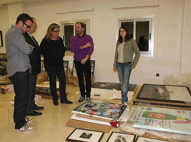 El comité  de selección del Certamen Internacional de Arte Actual Explum selecciona 14 artistas para la edición 2010 - 1, Foto 1