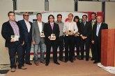 La Federación de Pádel de la Región de Murcia premia a los mejores del año