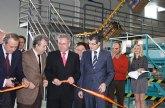 Cerdá  inaugura las nuevas instalaciones de la Cooperativa Agrícola del Sureste