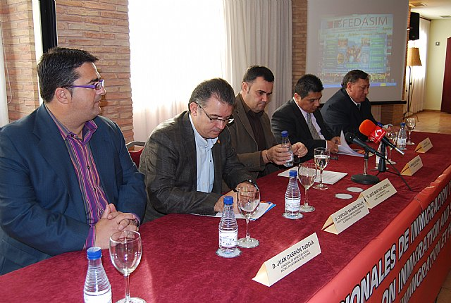 "Local and regional authorities inaugurated the ""Regional Training Seminar I and immigration"""