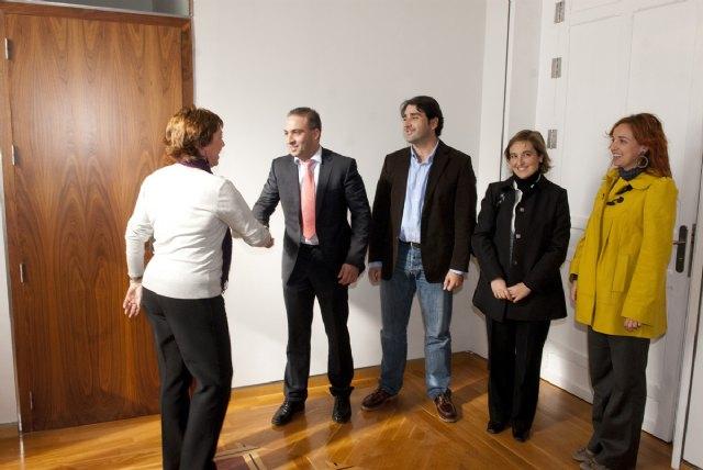 El polígono de Los Camachos ya dispone de 360 parcelas para empresas - 1, Foto 1