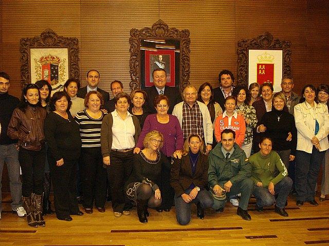 Clausura del taller de empleo de La Unión - 1, Foto 1