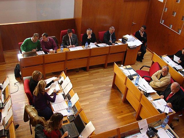 El Ayuntamiento de Lorca aprueba en Pleno una modificación del Plan General para que se puedan construir 68 viviendas protegidas en el Camino de Vera - 1, Foto 1