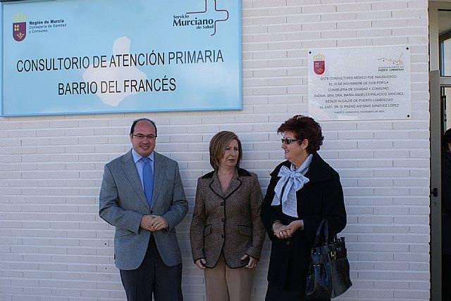 Inaugurado un nuevo Consultorio Médico en Puerto Lumbreras - 1, Foto 1