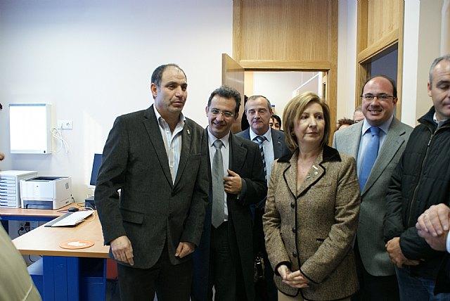 Inaugurado un nuevo Consultorio Médico en Puerto Lumbreras - 2, Foto 2