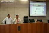 El ayuntamiento presenta un nuevo espacio web para el área de Deportes