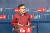 El PSRM trabajará  en Madrid para que los regantes sigan sin tener que pagar las tasas del Trasvase