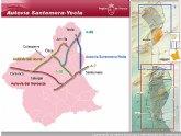 La autovía  del Este reducirá en media hora los desplazamientos entre el Altiplano y el centro de Murcia