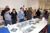 36 alumnos de los cursos de artesanía vidriera reciben sus diplomas