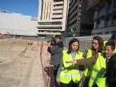Ayuntamiento y Comunidad acuerdan encargar a expertos internacionales el proyecto museístico de San Esteban