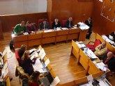 El Ayuntamiento de Lorca aprueba en Pleno una modificación del Plan General para que se puedan construir 68 viviendas protegidas en el Camino de Vera