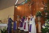 La Parroquia de Los Pulpites torreña celebró sus bodas de plata de la mano de Lorca Planes