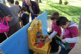 Los niños torreños participan en talleres de educación en valores, respeto y convivencia