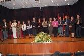 El Ayuntamiento de Alguazas homenajea a 13 maestros jubilados
