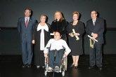 Los ayuntamientos del Noroeste reciben un galardón por su compromiso con las personas con discapacidad