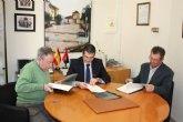 El Ayuntamiento de Torre-Pacheco firma dos convenios con AIDEMAR y PROMETEO