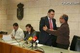 Las obras de ampliaci�n del Punto de Atenci�n a la Infancia de El Parral posibilitar�n la contrataci�n de 35 personas desempleadas del municipio