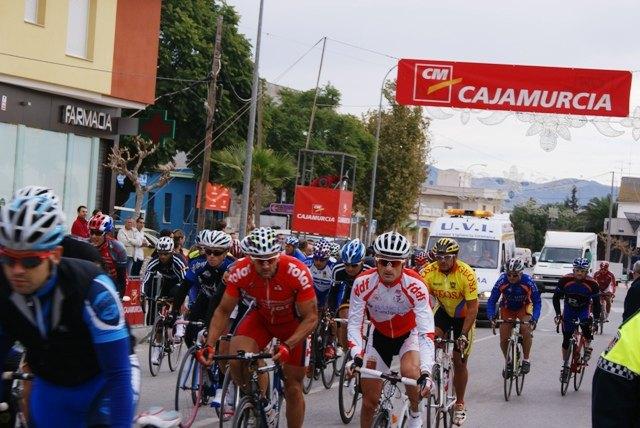 Jos� �ngel Camacho se mete en la escapada en la carrera de El Esparragal y entra en el 5º puesto, Foto 2
