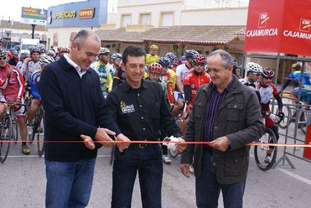 Jos� �ngel Camacho se mete en la escapada en la carrera de El Esparragal y entra en el 5º puesto, Foto 3
