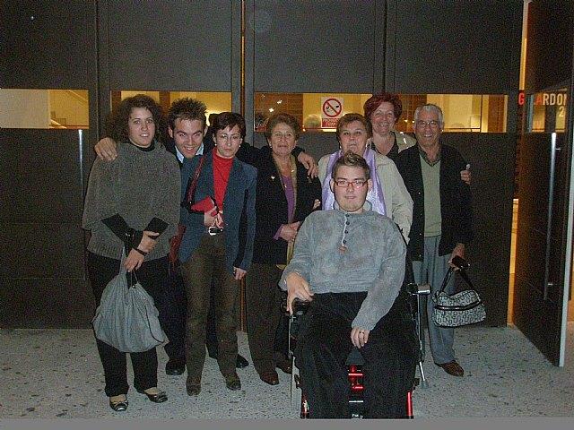 XIV Gala de la Discapacidad, Foto 1