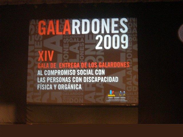 XIV Gala de la Discapacidad, Foto 2