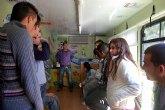 El CES Vega Media de Alguazas recibe al Infomóvil