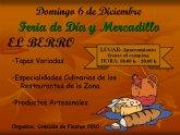 """Degustaci�n de Productos Artesanales y Feria de D�a en la pedan�a de """"El Berro"""""""