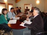 La junta de gobierno de la mancomunidad tur�stica de Sierra Espuña da a conocer el fallo del jurado con los premiados de la edici�n de Fotoespuña'09