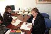 El Ayuntamiento de Torre-Pacheco firma dos convenios de colaboración con FAMDIF/COCEMFE-MURCIA Y APANDA.