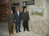 El delegado del Gobierno y el alcalde de Moratalla inauguran tres obras del Fondo Estatal de Inversión Local en Benizar