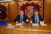 Los ayuntamientos de Alguazas y Caravaca de la Cruz firman un convenio de colaboración