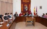 El Ayuntamiento de Puerto Lumbreras acoge los Plenos Infantiles en los que han participado los cuatro centros educativos
