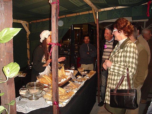 El mercado medieval atraerá a miles de visitantes durante el puente festivo a San Javier - 1, Foto 1
