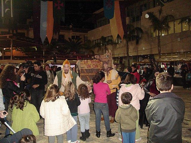 El mercado medieval atraerá a miles de visitantes durante el puente festivo a San Javier - 2, Foto 2