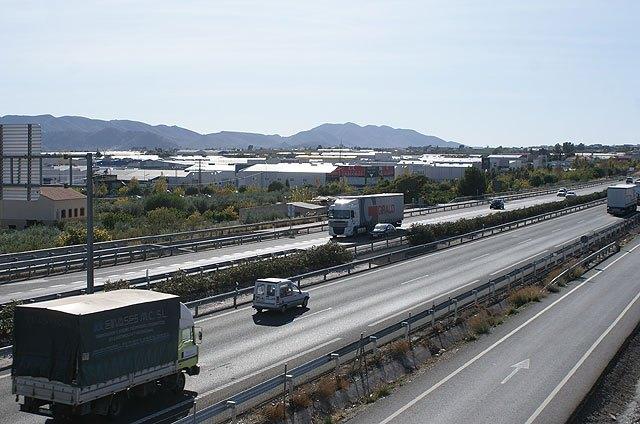El Ayuntamiento de Puerto Lumbreras solicita al Ministerio de Fomento la conexión Polígono Industrial- Autovía del Mediterráneo - 1, Foto 1