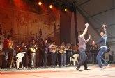 El XIV Encuentro de Cuadrillas inauguró las fiestas de La Estación-El Esparragal en honor a la Inmaculada