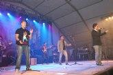 Más de 1.500 personas disfrutaron con el flamenco-pop de DECAI en las Fiestas de la Purísima