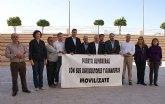 El Ayuntamiento de Puerto Lumbreras contra la subida de las tarifas del Tajo- Segura para agricultores