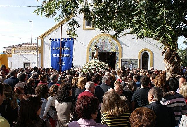 El Esparragal celebra el día grande de sus fiestas en honor a la Purísima Concepción - 1, Foto 1