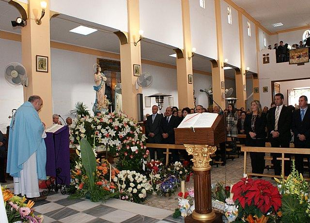 El Esparragal celebra el día grande de sus fiestas en honor a la Purísima Concepción - 2, Foto 2