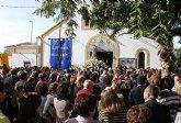 El Esparragal celebra el día grande de sus fiestas en honor a la Purísima Concepción