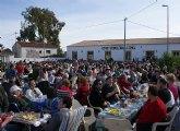 Más de 1500 personas celebran el día grande de las Fiestas de la Purísima con el tradicional 'Arroz y Pavo'