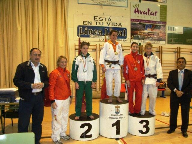 El torneo de judo Ciudad de Totana contó con la participación de las selecciones de 14 comunidades autónomas, Foto 1