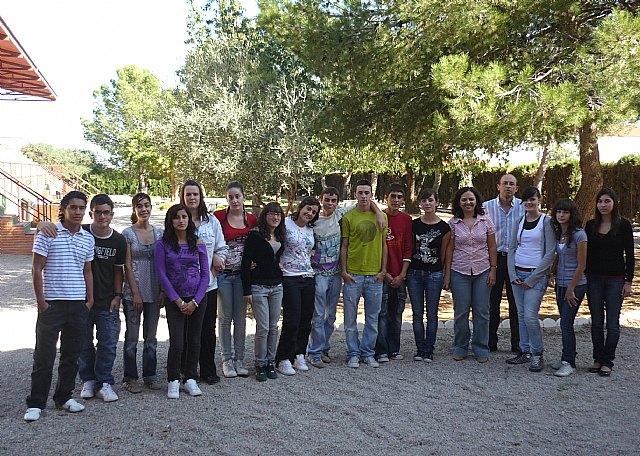 El IES Rambla de Nogalte de Puerto Lumbreras participa en el Proyecto Empresa Joven Europea - 1, Foto 1
